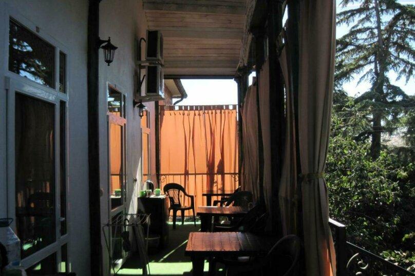 Двухместный номер эконом-класса с балконом, п. Молочный, б/н, Пицунда - Фотография 4
