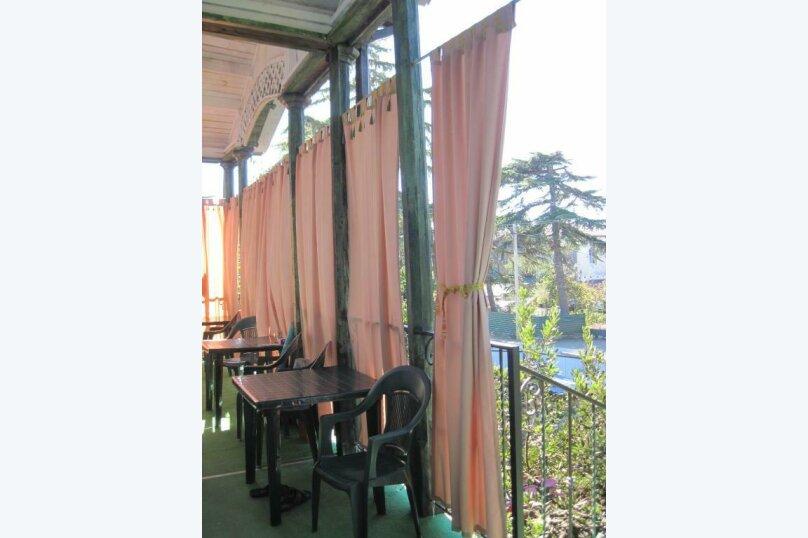 Двухместный номер эконом-класса с балконом, п. Молочный, б/н, Пицунда - Фотография 5