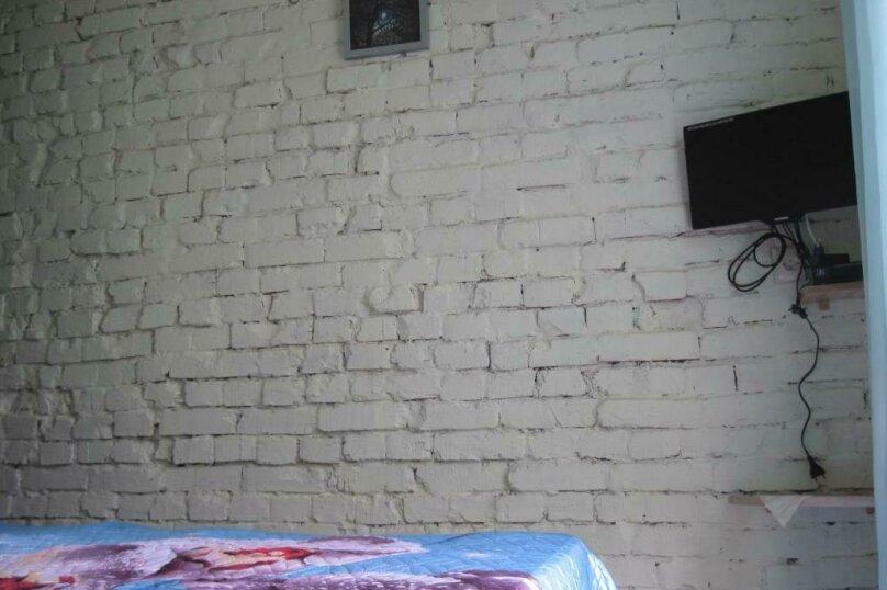 Двухместный номер эконом-класса с балконом, п. Молочный, б/н, Пицунда - Фотография 12