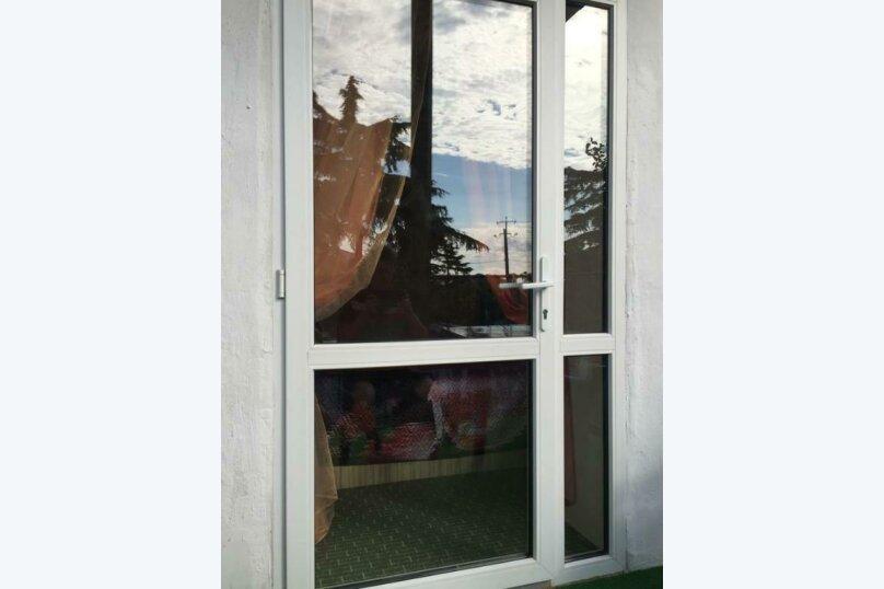 Двухместный номер эконом-класса с балконом, п. Молочный, б/н, Пицунда - Фотография 17
