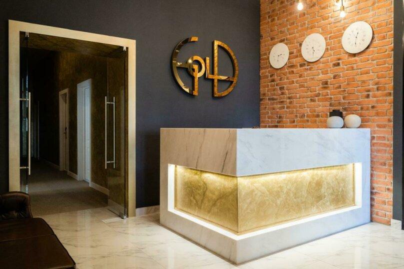 """Бутик-Отель """"Gold"""", Театральный переулок, 5А на 24 номера - Фотография 1"""