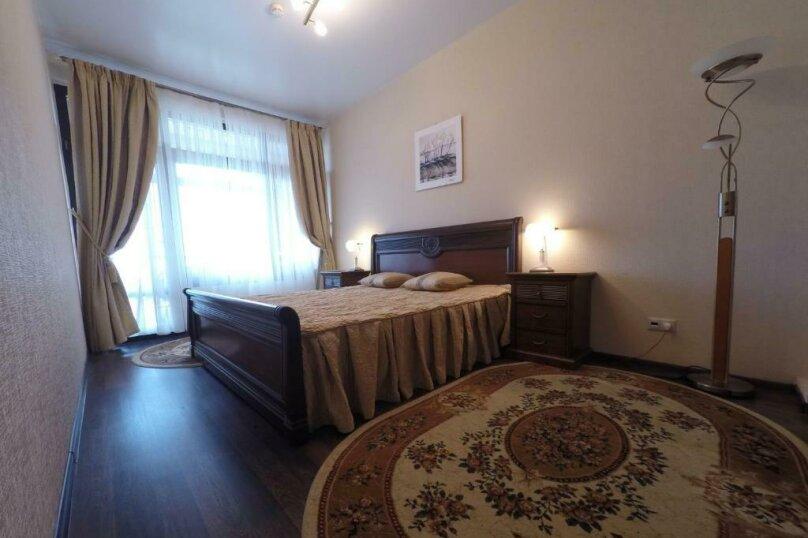 апартаменты 412  3х комнатные 4х местные, улица Когония, 63, Сухум - Фотография 13