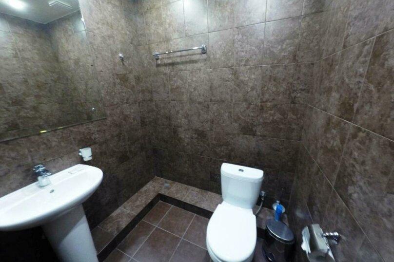 411 номер люкс 2х комнатный 2х местный, улица Когония, 63, Сухум - Фотография 2