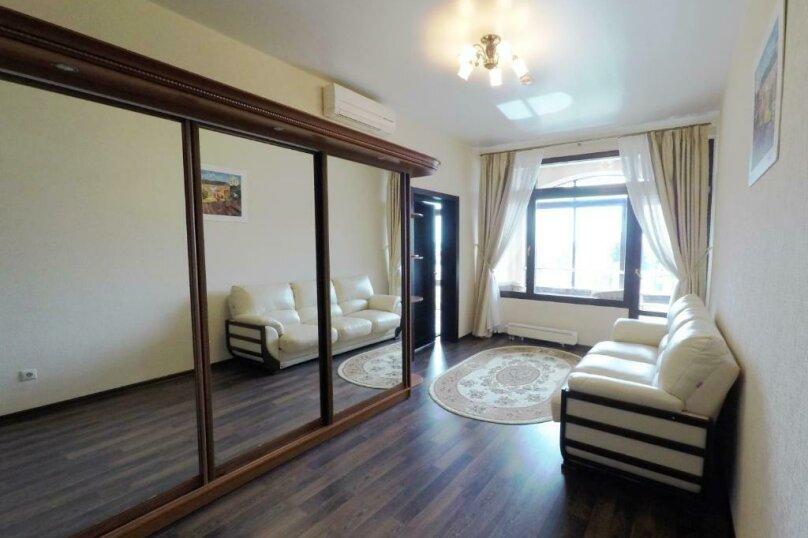 411 номер люкс 2х комнатный 2х местный, улица Когония, 63, Сухум - Фотография 8