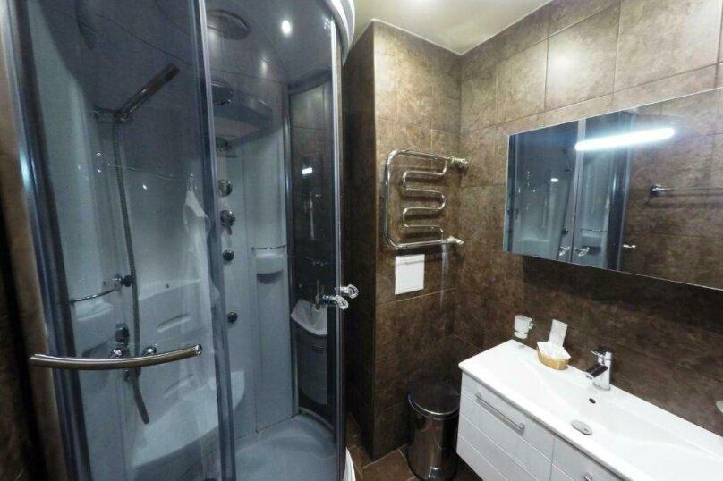 411 номер люкс 2х комнатный 2х местный, улица Когония, 63, Сухум - Фотография 10