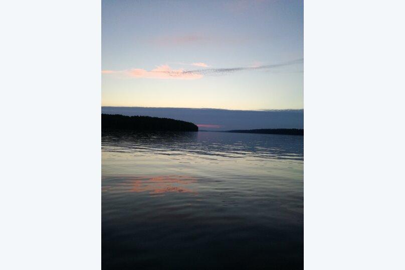 Домик на берегу Онежского озера 2, 56 кв.м. на 7 человек, 2 спальни, деревня Горка, 2, Кондопога - Фотография 26