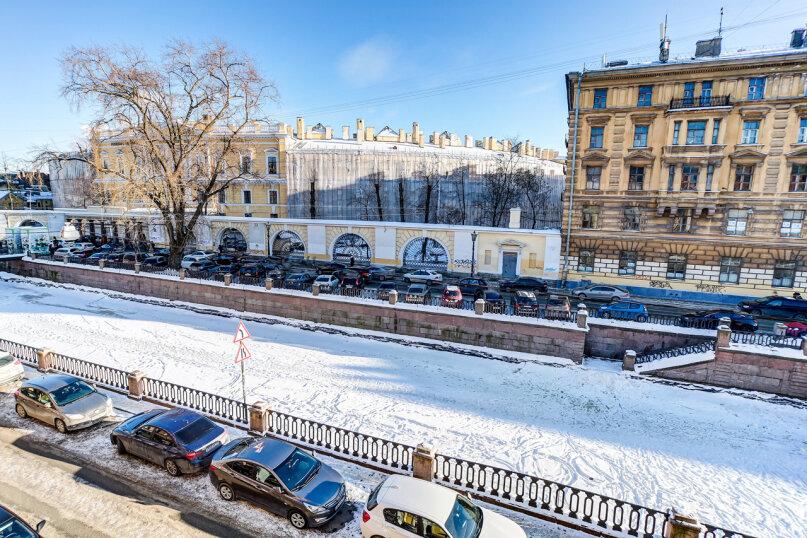 3-комн. квартира, 87 кв.м. на 6 человек, набережная канала Грибоедова, 31, Санкт-Петербург - Фотография 5
