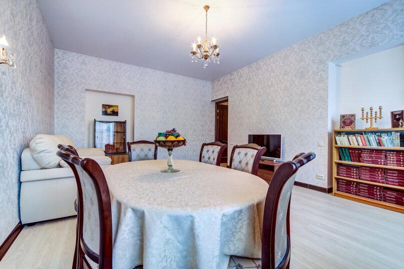 3-комн. квартира, 87 кв.м. на 6 человек, набережная канала Грибоедова, 31, Санкт-Петербург - Фотография 6