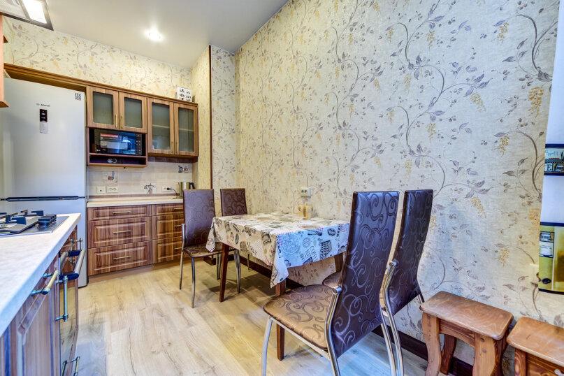 3-комн. квартира, 87 кв.м. на 6 человек, набережная канала Грибоедова, 31, Санкт-Петербург - Фотография 10