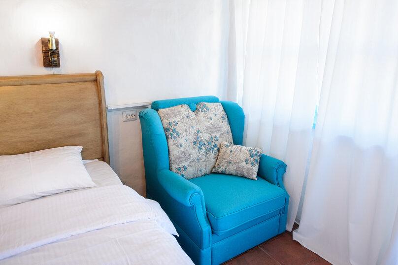 Стандарт с одной большой кроватью, Самшитовая улица, 11, Учкуевка, Севастополь - Фотография 1