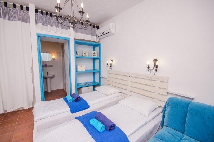 Стандарт с раздельными кроватями, Самшитовая улица, 11, Учкуевка, Севастополь - Фотография 1