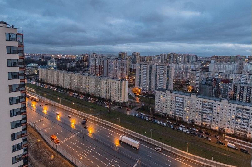 1-комн. квартира, 26 кв.м. на 2 человека, Пулковское шоссе, 14с6, Санкт-Петербург - Фотография 10
