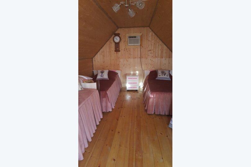 Деревянный двухэтажный домик в стиле Прованс в Лазаревском, 80 кв.м. на 7 человек, 2 спальни, улица Калараш, 70А, Лазаревское - Фотография 8