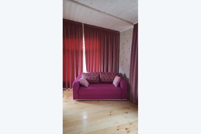 Деревянный двухэтажный домик в стиле Прованс в Лазаревском, 80 кв.м. на 7 человек, 2 спальни, улица Калараш, 70А, Лазаревское - Фотография 11