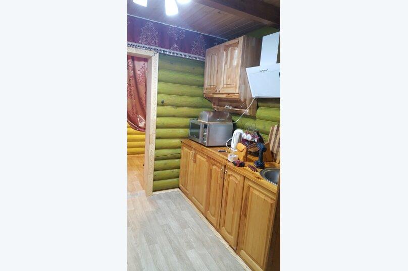 Деревянный двухэтажный домик в стиле Прованс в Лазаревском, 80 кв.м. на 7 человек, 2 спальни, улица Калараш, 70А, Лазаревское - Фотография 17