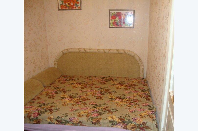 2-комн. квартира, 35 кв.м. на 4 человека, улица Багликова, 12, Алушта - Фотография 8