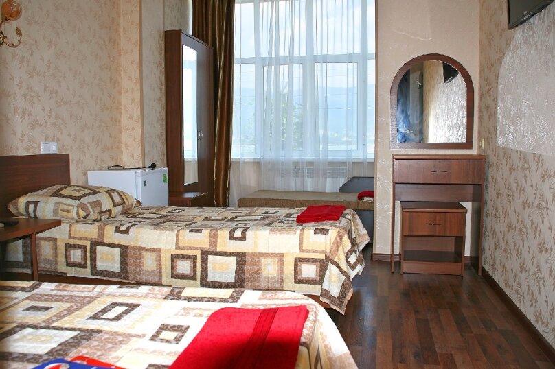 №3. Одна комната, двухместная. Второй этаж., Пограничная, 7, Геленджик - Фотография 1
