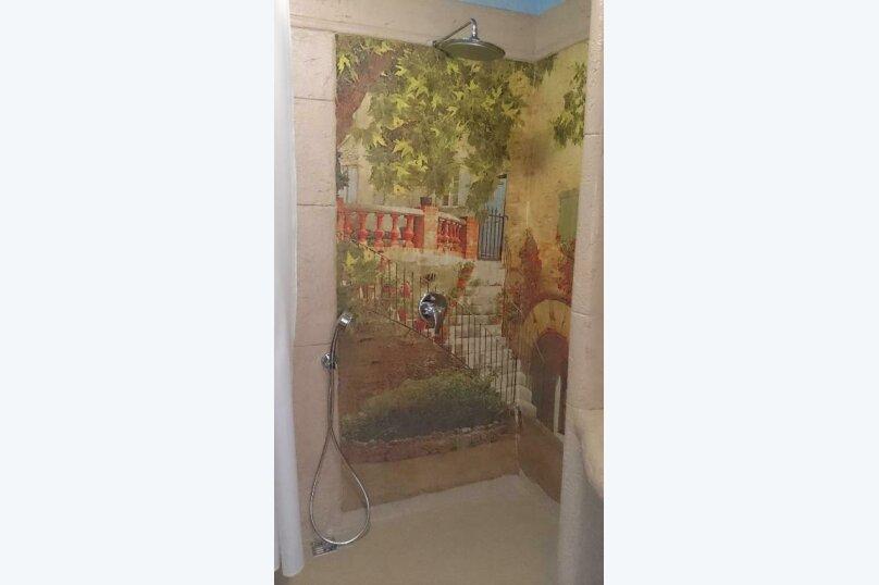 Улучшенный двухместный номер с 1 кроватью или 2 отдельными кроватями и террас, Черноморская улица, 1, Анапа - Фотография 2