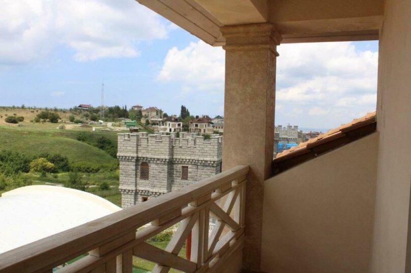 Полулюкс с балконом, Черноморская улица, 1, Анапа - Фотография 7