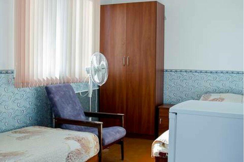 2-х местный Стандарт, 2 этаж ( № 4 ) , улица Загордянского, 38, Севастополь - Фотография 3