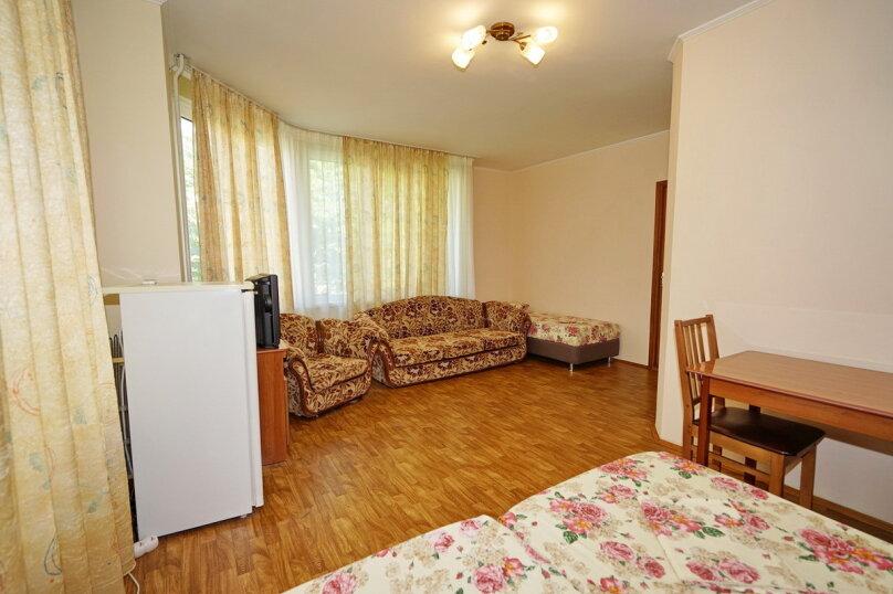 Четырехместный номер «Стандарт», Кольцевая улица, 2А, Лазаревское - Фотография 2