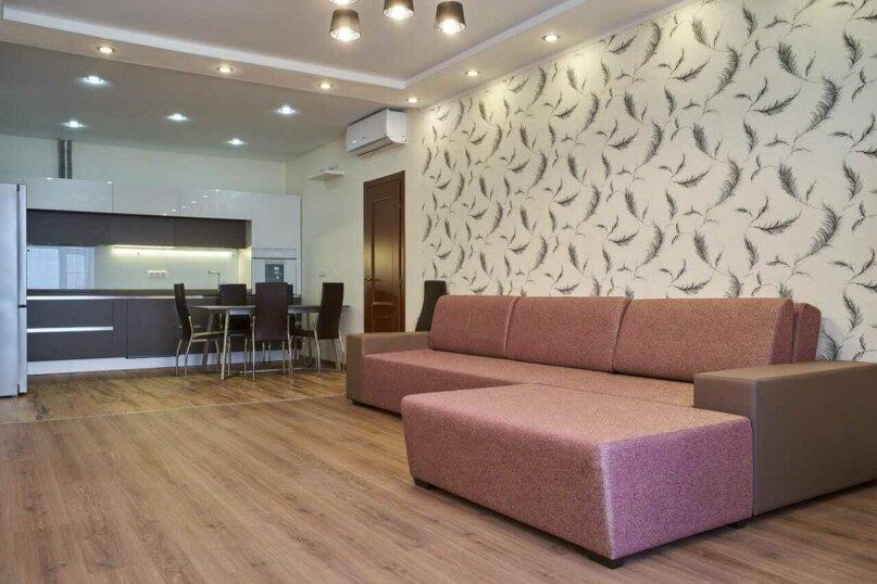 3-комн. квартира, 130 кв.м. на 8 человек, проспект Мира, 188Бк1, Москва - Фотография 3
