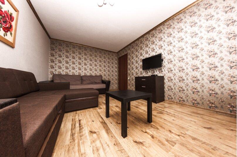 2-комн. квартира, 52 кв.м. на 6 человек, Российская улица, 138, Краснодар - Фотография 2