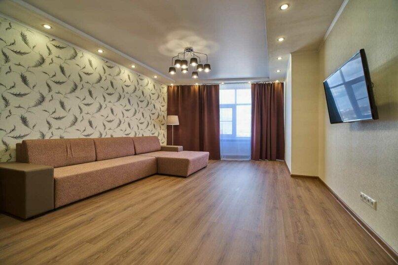 3-комн. квартира, 130 кв.м. на 8 человек, проспект Мира, 188Бк1, Москва - Фотография 8