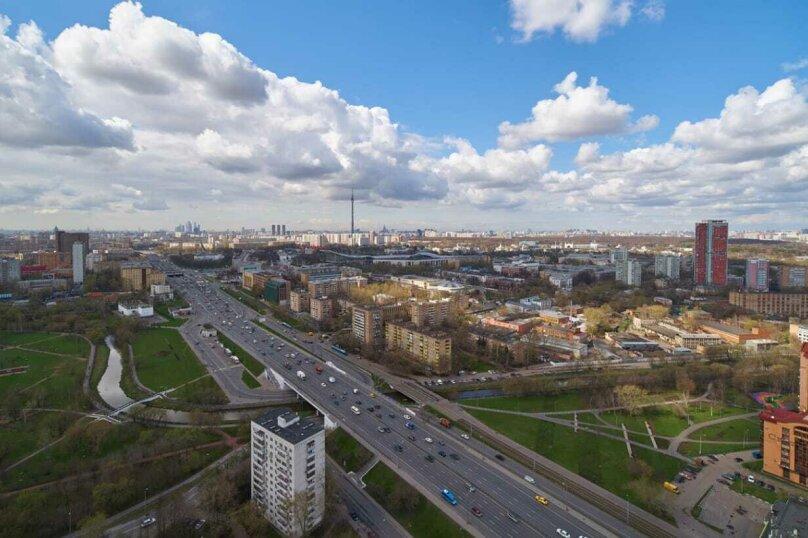 3-комн. квартира, 130 кв.м. на 8 человек, проспект Мира, 188Бк1, Москва - Фотография 12