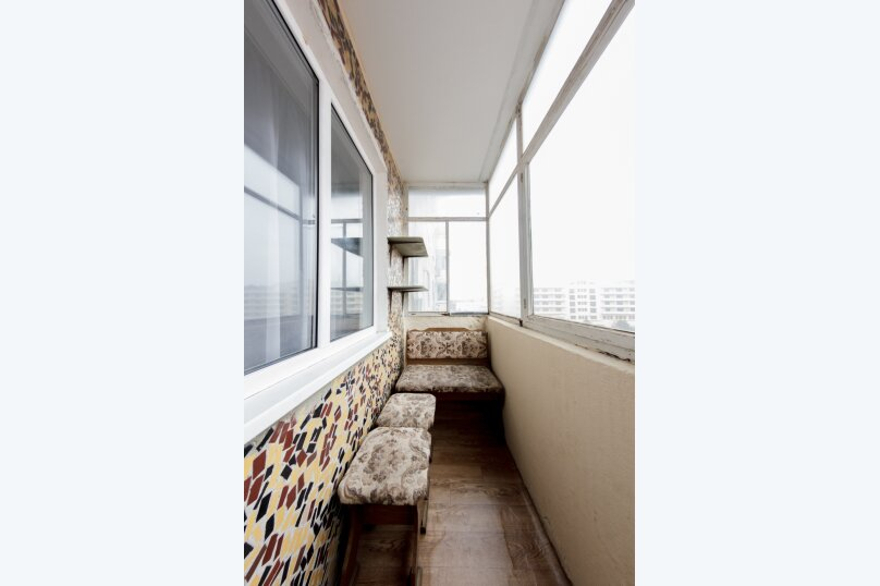 2-комн. квартира, 52 кв.м. на 6 человек, Российская улица, 138, Краснодар - Фотография 8