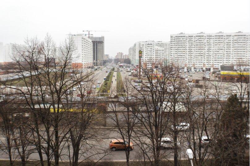 2-комн. квартира, 52 кв.м. на 6 человек, Российская улица, 138, Краснодар - Фотография 9
