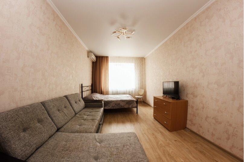 1-комн. квартира, 39 кв.м. на 4 человека, Восточно-Кругликовская улица, 30, Краснодар - Фотография 3