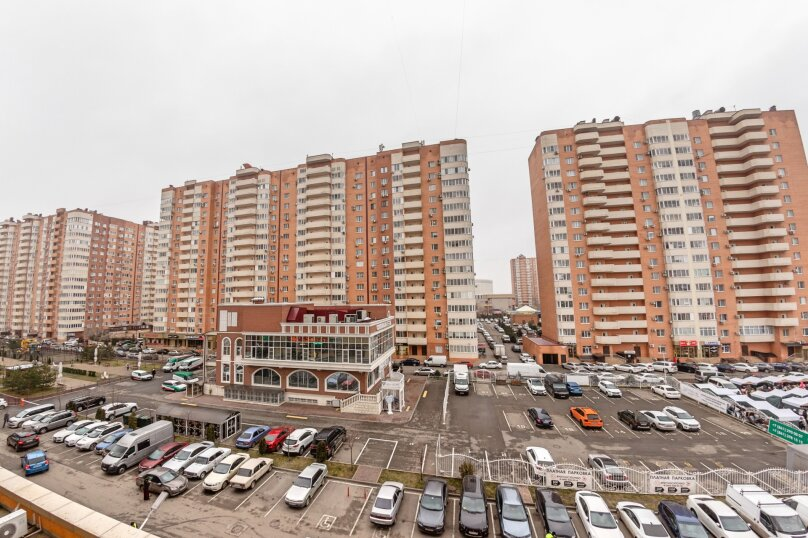 1-комн. квартира, 39 кв.м. на 4 человека, Восточно-Кругликовская улица, 30, Краснодар - Фотография 11