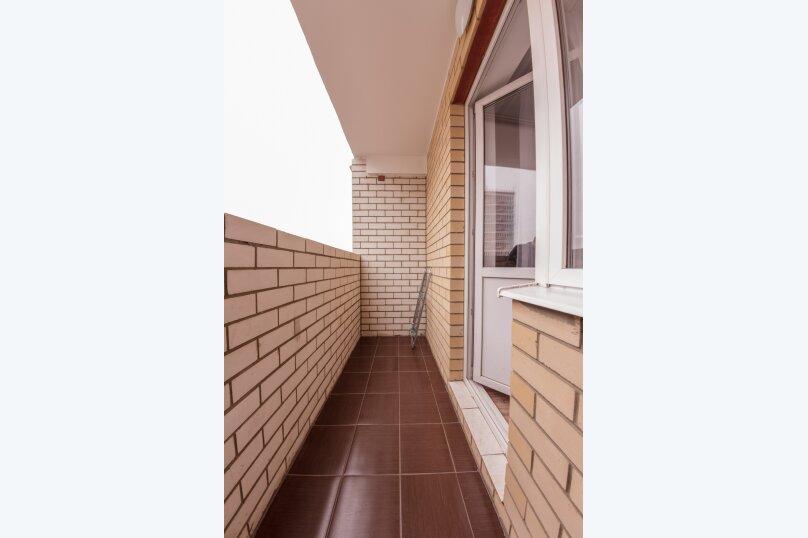 1-комн. квартира, 39 кв.м. на 4 человека, улица имени 40-летия Победы, 184к3, Краснодар - Фотография 9