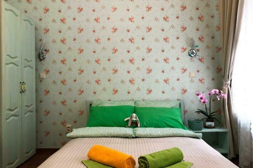 Двухместный номер с 1 кроватью и общей ванной комнатой, Малая Морская улица, 8, Санкт-Петербург - Фотография 1