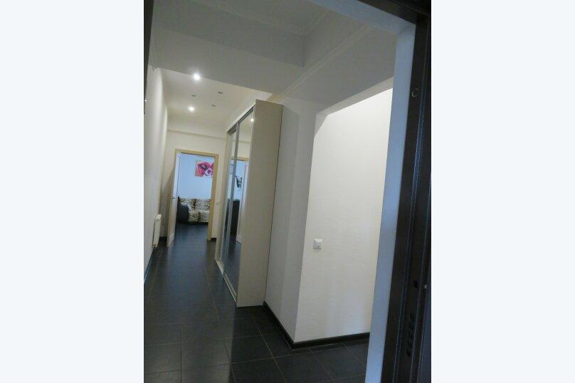 1-комн. квартира, 36 кв.м. на 4 человека, Прибрежная улица, 7, Партенит - Фотография 9