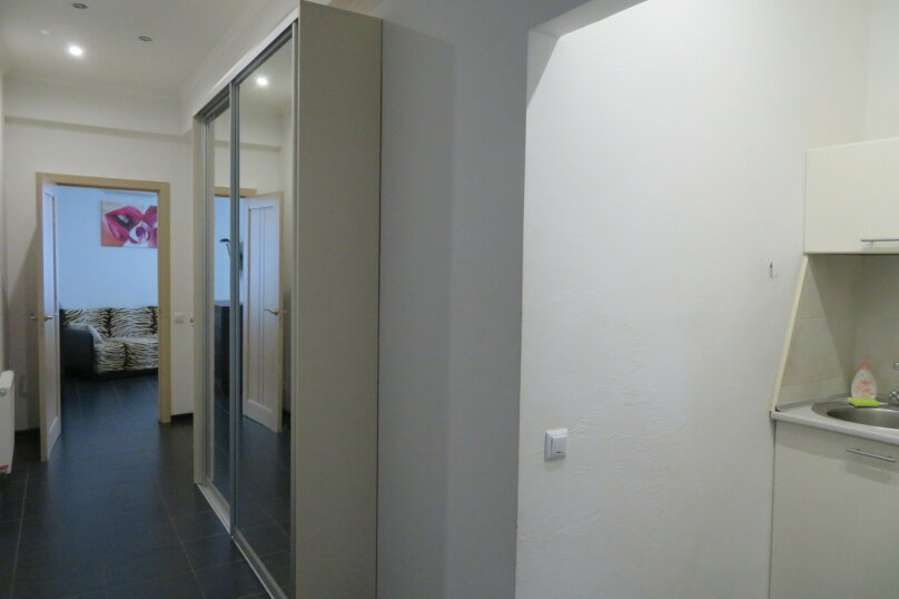 1-комн. квартира, 36 кв.м. на 4 человека, Прибрежная улица, 7, Партенит - Фотография 10