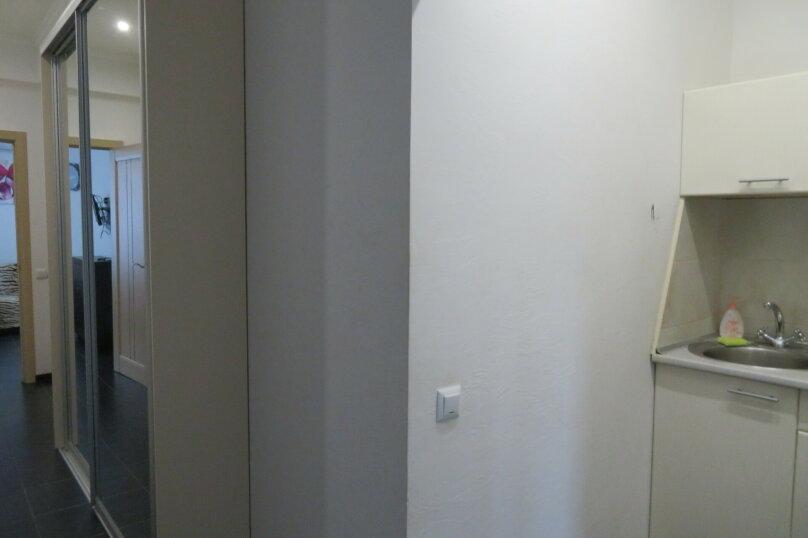 1-комн. квартира, 36 кв.м. на 4 человека, Прибрежная улица, 7, Партенит - Фотография 11