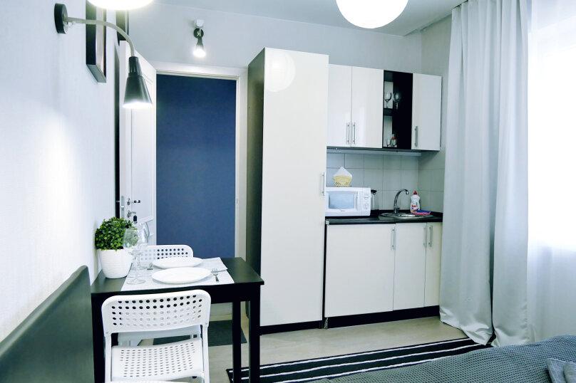 """Апартаменты """"Квартиркин"""", Мкрн. Заречье, 20 на 6 номеров - Фотография 4"""