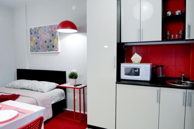 """Апартаменты """"Квартиркин"""", Мкрн. Заречье, 20 на 6 номеров - Фотография 8"""
