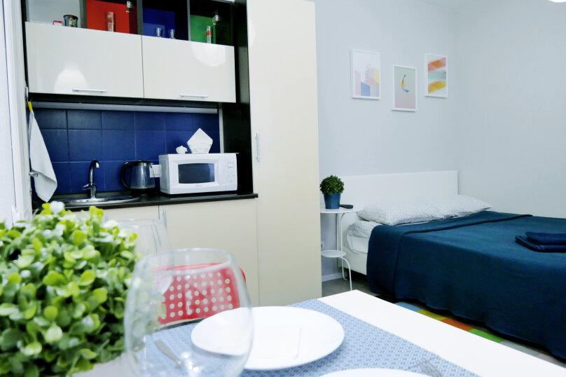 """Апартаменты """"Квартиркин"""", Мкрн. Заречье, 20 на 6 номеров - Фотография 16"""
