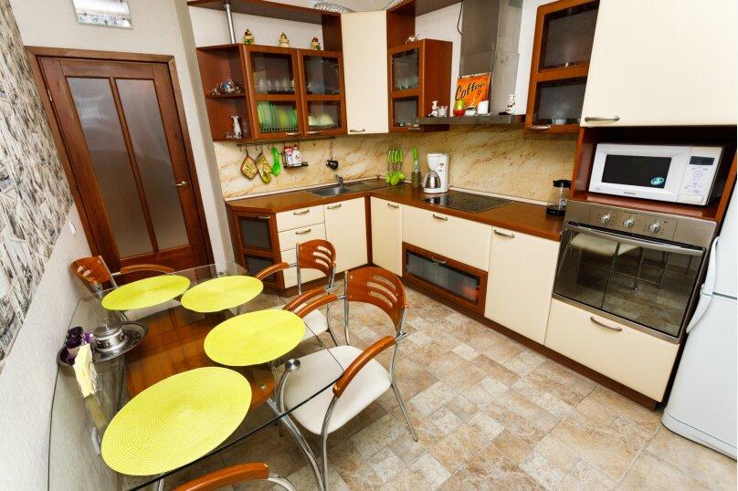 2-комн. квартира, 68 кв.м. на 5 человек, улица Белинского, 41, Екатеринбург - Фотография 6