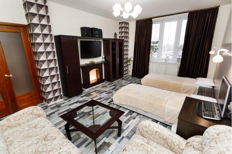 2-комн. квартира, 68 кв.м. на 5 человек, улица Белинского, 41, Екатеринбург - Фотография 13