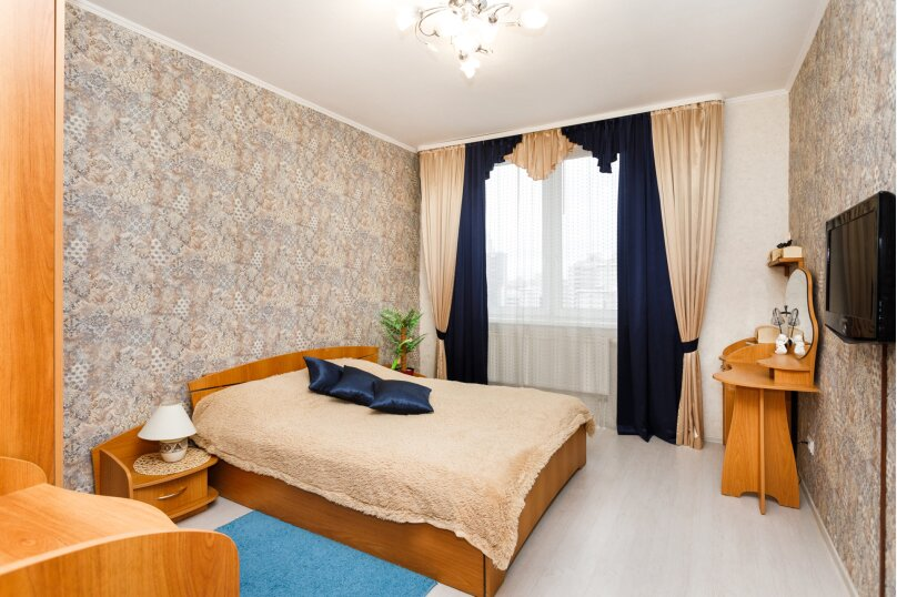 2-комн. квартира, 68 кв.м. на 5 человек, улица Белинского, 41, Екатеринбург - Фотография 15