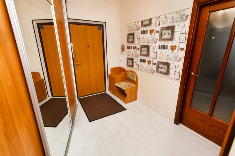 2-комн. квартира, 68 кв.м. на 5 человек, улица Белинского, 41, Екатеринбург - Фотография 21