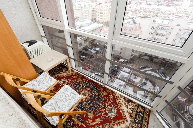 2-комн. квартира, 68 кв.м. на 5 человек, улица Белинского, 41, Екатеринбург - Фотография 27