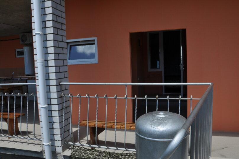 Одна комнатный на 3- 4человек , 50 кв.м. на 4 человека, 1 спальня,  Морское  ул. Озен-Бою   п. 3, д. 1,  ,    п. 3, д. 1, , Морское - Фотография 15