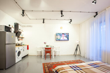 1-комн. квартира, 42 кв.м. на 2 человека, Вильвенская улица, 2, Пермь - Фотография 1