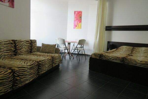 1-комн. квартира, 36 кв.м. на 4 человека, Прибрежная улица, 7, Партенит - Фотография 1