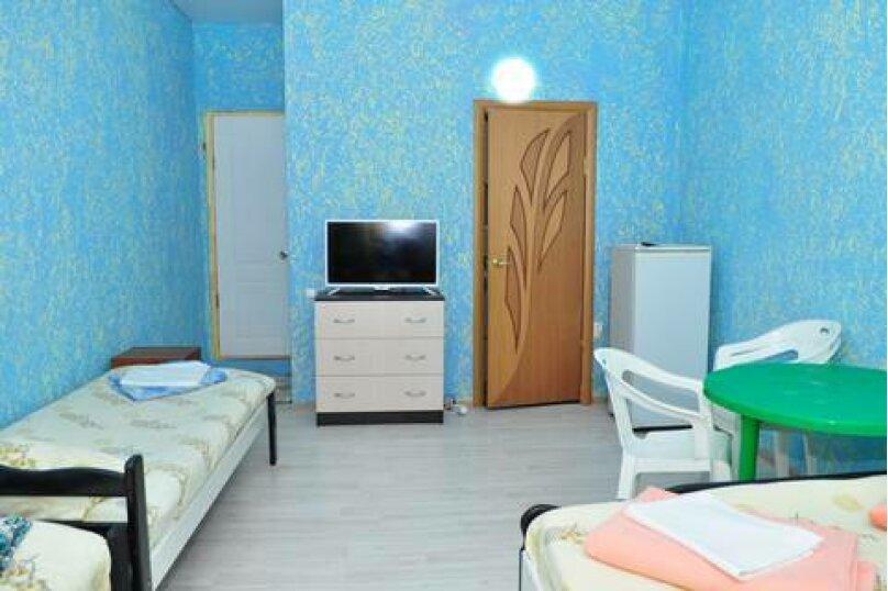 Стандарт 4-х местный №1, ул. Рыбацкий переулок, ЛГК-2, 41, Лазаревское - Фотография 1
